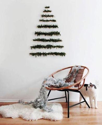 Minimalist holiday style